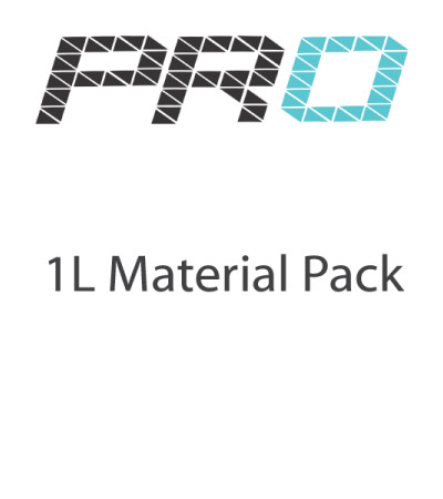 PRO 1L material pack